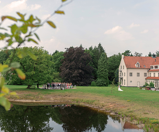 Trouwlocatie Drakenburg - trouwen in de openlucht